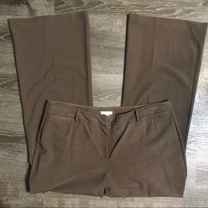 Chocolate Brown Dress Pants 💼🍫